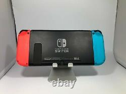 Nintendo Switch 32GB Very Good Condition with Fintie Case + Accessories