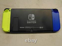 Nintendo Switch Console with Joycons Only Works Perfect & Very Good Condition
