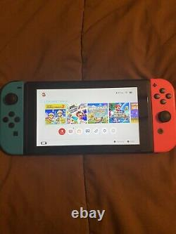 Nintendo Switch Full Console With Original Box (VERY GOOD condition)