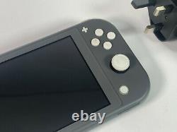 Nintendo Switch Lite Console Grey Handheld System Good Condition Grade B
