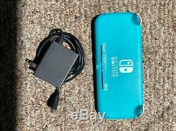 Nintendo Switch Lite Teal, Good condition