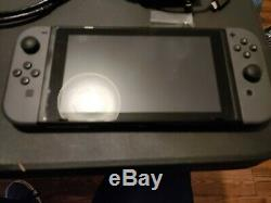 Nintendo Switch includes Console, Dock, Joycons, etc Used, Very Good Condition