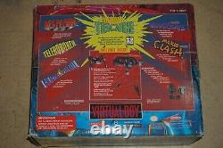 Nintendo Virtual Boy System Console Complete in Box #218 GOOD Shape