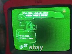 Original Microsoft Xbox Console Halo Special Edition Green Good Condition