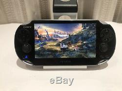 PS VITA PlayStation Vita good condition with accessories & games Model PCH-1101