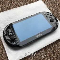 PS Vita Henkaku 3.60 Slim Very Good Condition 128GB SD Card