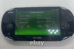 PS Vita PCH1001 OFW-3.73 Used- Good Condition 4gb Memory Card+Assassins Creed