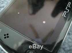PSP Go Black Slim Handheld Console Very Good Condition