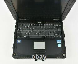Panasonic Toughbook CF-19 Touch MK6 i5-3320M 2.6GHz 4GB No HDD/OS/Caddy/Adapter