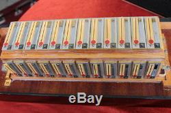 Paolo Soprani Accordion C-system, LMMM, 4 reed 3-fold Tremolo, good condition