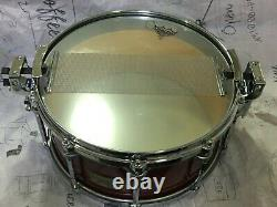 Peal free floating system maple fiberglass shell 14 x 6.5 inch Good Condition