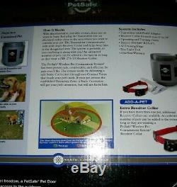 Pet Safe Wireless Fence Containment System PIF-300. Open Box. Excellent condition