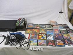 Phillips CDI player with controllers cables and 54 games. Very good condition