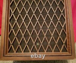 Pioneer Cs-99 Vintage Speaker System 1971 Good Condition Free Shipping