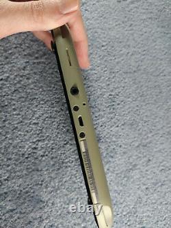 PlayStation PS Vita Slim LCD 2000 Black Khaki 3.60 FW Good Condition 256GB