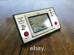 Popeye (PP-23) Nintendo Game & Watch in Very Good Condition