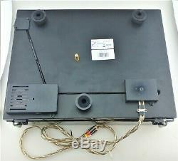 Pro-Ject Audio Systems Essential III Turntable Piano Black In Box Good Shape