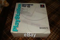 Rare Playstation Net Yaroze DTL-H3001 Game Console Japan Good condition black