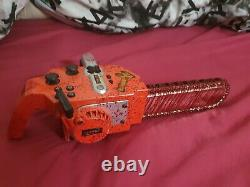 Resident Evil 4 Capcom Chainsaw Controller Good Condition No Box Limited Edition