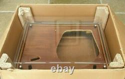 SME MODEL 2000 PLINTH SYSTEM & BOOKLET IN ORIGINAL BOX V GOOD CONDITION 1970s