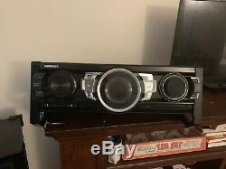Samsung giga sound system Very Good But Used Condition