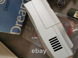 Sega Dreamcast Boxed Console + Controller + Cables Good Condition