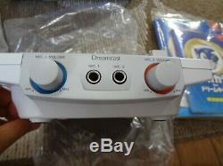 Sega Dreamcast Dream cast KARAOKE SEGAKARA Console Boxed Good condition