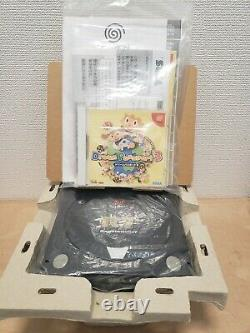 Sega Dreamcast Regulation 7 R7 Console System Japan COMPLETE GOOD CONDITION