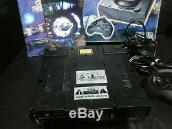 Sega Saturn Console Mk 1 Boxed Good Condition SEE PICS PAL