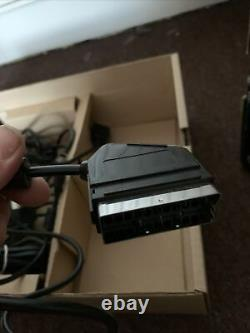 Sega Saturn Game Console Model 1 Launch Boxed! Good Condition