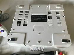 Sega Saturn console HST-3220 japan region good condition Tested