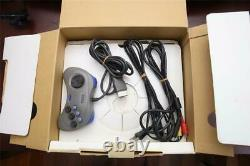 Sega Saturn console gray boxed good condition Japan SS system US Seller