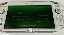 Sony PS Vita PCH-1001 White Used In Good Condition 4GB