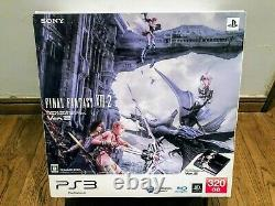 Sony PS3 Final Fantasy XIII2 Lightning Edition Ver. 2 320GVery Good condition