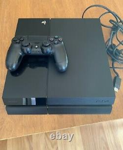 Sony PS4 500BG with Controller Good Condition