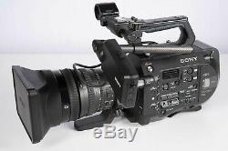 Sony PXW-FS7 XDCAM Super 35 Camera System with28-135mm Lens Good Condition