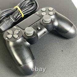 Sony PlayStation PS4 Pro 1TB + Controller Jet Black GOOD CONDITION GRADE B