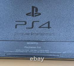 Sony Ps4 500gb Console Black Good Condition