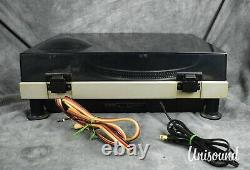 Technics SL-1200 First Model Direct Drive Player System In Very Good Condition