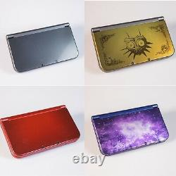 USED New Nintendo 3DS XL Console MonsterHunter/Zelda/Galaxy w Charger US Version