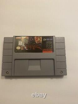 Used Hagane (Super Nintendo Entertainment System SNES) Cart Only GOOD Shape