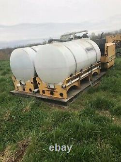Used Vermeer DT750 Mud Mixing System Good Used Condition