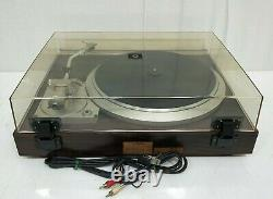 Victor QL-Y3F Direct Drive Turntable System in Very Good Condition