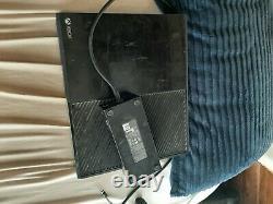 Xbox one, black, I good condition