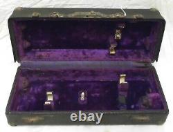 Amélioration Du Système Albert Wood Bb Clarinette En Bon État C1900 Faire Une Offre