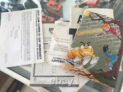 Atari 7800 Pro System Console Boxed Testé Très Bonne Forme! Expédition Rapide