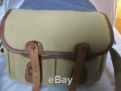 Billingham Système 4 Camera Bag De 1980. Très Bonne Condition