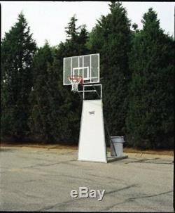 Bison Portable Système De Basket-ball Très Bon État. Vendus Séparément