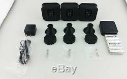 Blink Xt2 Extérieur / Intérieur De Sécurité Hd Gratuit Fil 3 Système De Caméra In Box Bonne Forme