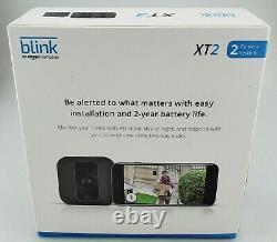 Blink Xt2 Extérieur/intérieur Fil Gratuit Hd Security 2 Système De Caméra En Bonne Forme